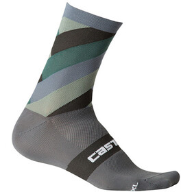 Castelli Free Kit 13 Socks Unisex forest gray